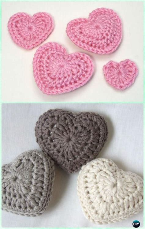 free crochet heart pattern video amigurumi crochet 3d heart free patterns free pattern