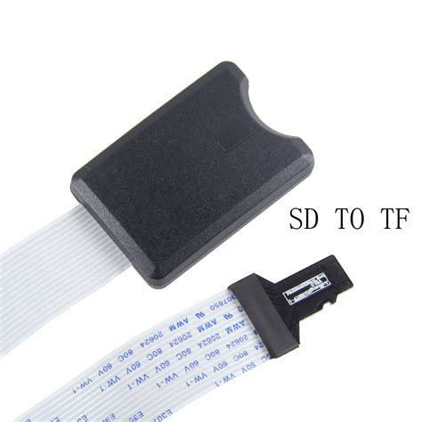Micro Sd Adapter by Micro Sd To Sd Card Extension Cable Adapter
