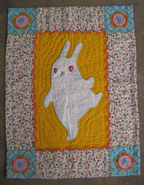 Patchwork Rabbit Pattern - embroidery 171 andrea zuill s