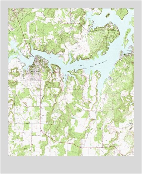 map of brownwood texas lake brownwood tx topographic map topoquest