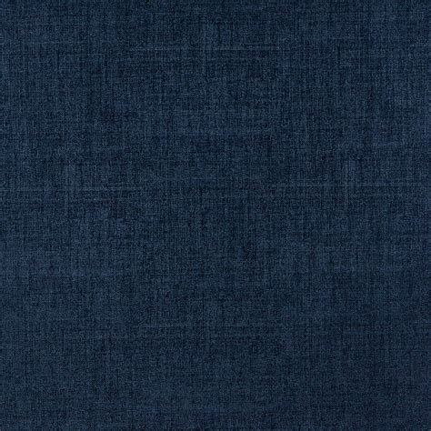 pvc upholstery fabric sapphire blue heavy textured linen look metallic vinyl