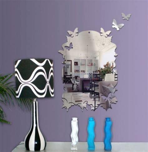 decorar espejos con stickers pegatinas de espejos para decorar paredes decoracion in
