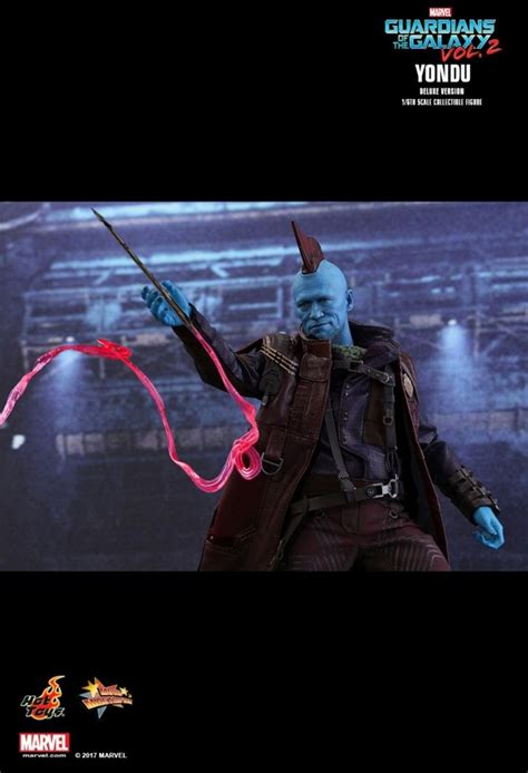 Toys Yondu Guardians Of The Galaxy Vol 2 Deluxe Ver Ht Mms436 yondu guardians of the galaxy vol 2 quot toys