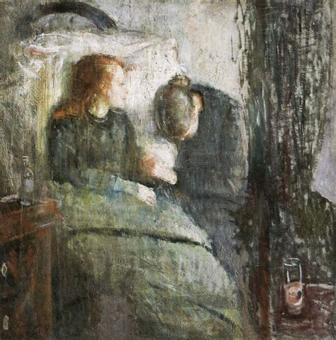 edvard munch the sick child by edvard munch facts history of the painting