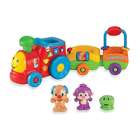 fisher price laugh learn smart stages puppy buy fisher price 174 laugh learn puppy s smart stages from bed bath beyond