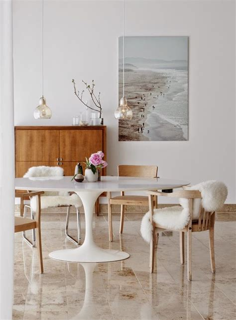 Best 25 Oval Dining Tables Ideas On Pinterest Oval Oval Dining Room