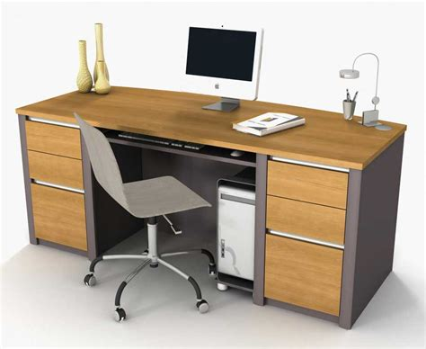 Office Desk Benefit And Guide To Choose One Office Architect Office Computer Desk