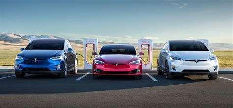 tesla vehicles still hold values better than competition on used market study shows electrek