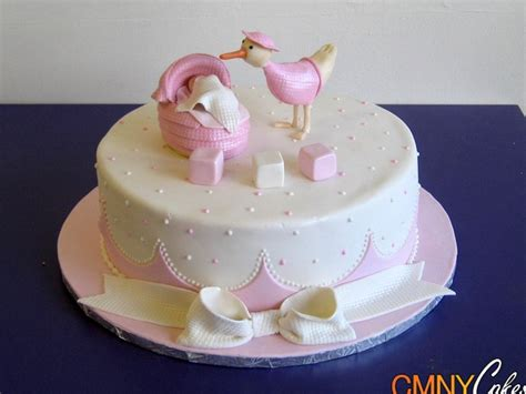 Single Layer Baby Shower Cakes by 1000 Ideas About Single Layer Cakes On