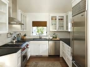 small white kitchen design ideas how to make small kitchens feel bigger