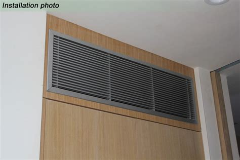 Plaster Ventilation Grills by Air Conditioning Linear Grilles Diffusers Decorative Grill