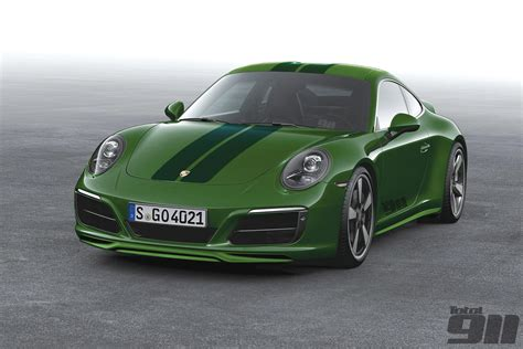 porsche sport 991 2 sport and speedster versions rennlist