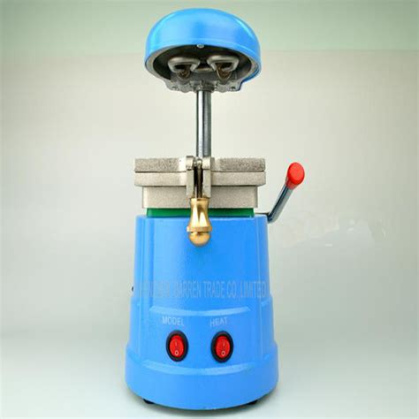 Vacuum Karbu Pulsar 220 1 1pc high quality equipment dental vacuum former forming and molding machine 220v 110v