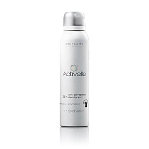 Activelle Anti Perspirant Deodorant Oriflame oriflame activelle invisible anti perspirant 24h deodorant spray oriflame shop buy