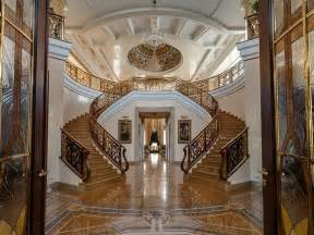 Crystal Chandeliers Dubai Sprawling 27 000 Sq Ft Russian Mansion Lists For 80