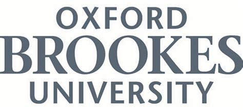 Oxford Brookes Mba Ranking by Oxford Brookes Paulb