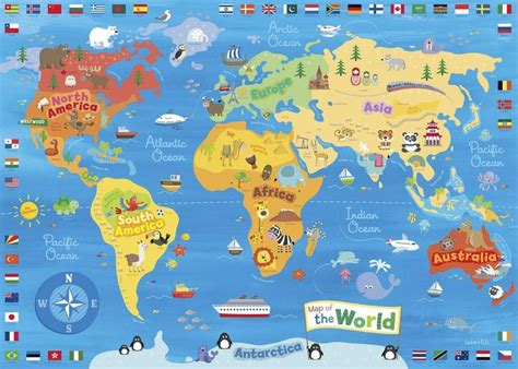 map my world my world map canvas print henry s room