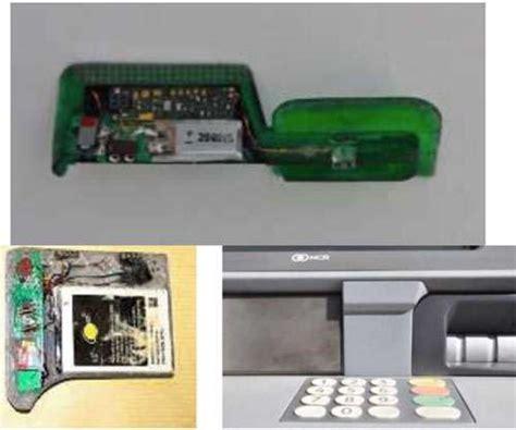 Mesin Atm Ncr alat skimmer baru lebih tipis lebih mini