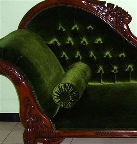 Green Velvet Chaise Lounge Green Velvet Chaise Lounge Gorgeous Pea Green With Envy Antiques To Say