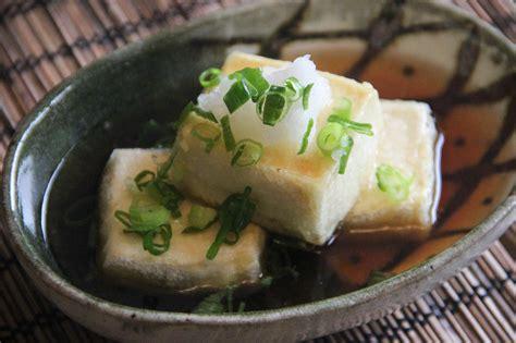 agedashi tofu recipe dishmaps