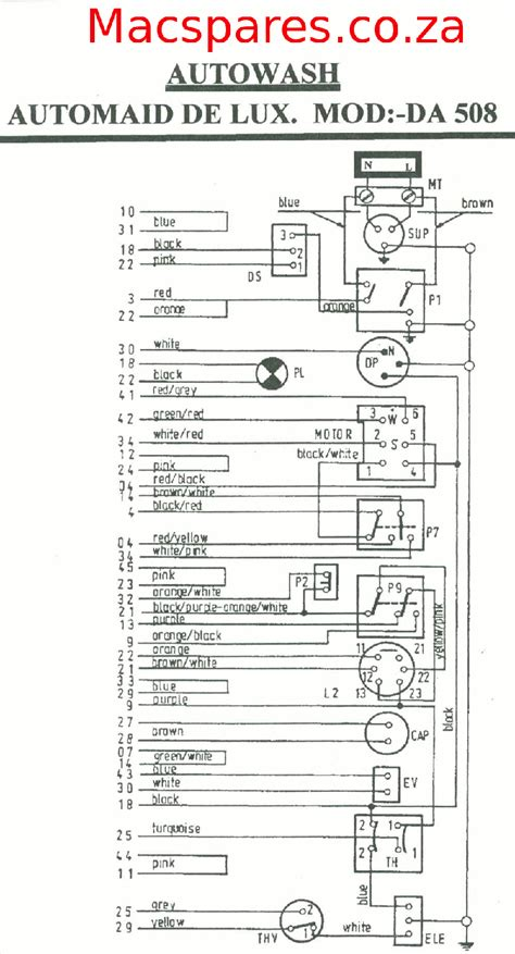 indesit washing machine wiring diagram wiring diagram