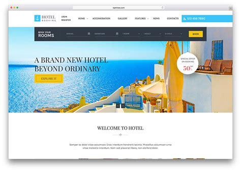best hotel website top 15 html5 hotel booking website templates 2017 colorlib