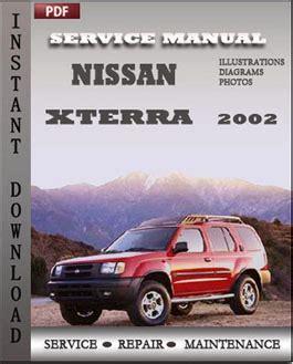buy car manuals 2002 nissan xterra parental controls nissan xterra 2002 service manual download repair service manual pdf
