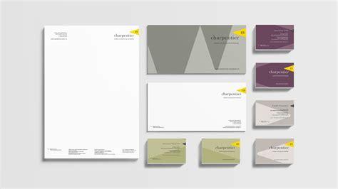 Cabinet Charpentier by Identit 233 Visuelle Cabinet Charpentier Agence S Branding