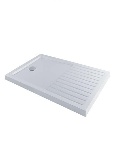 Anti Slip Shower Tray by Anti Slip Mx Durastone 1400mm X 900mm Walk In With Drying