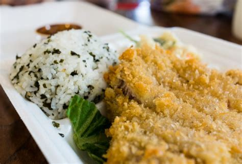 Pioneer Comfort Food by Pioneer Saloon Review Hawaiian Japanese Comfort Food In