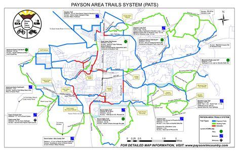 arizona sinkhole map houston trail pats hiking arizona hikearizona
