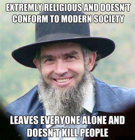 Amish Meme - meme good guy amish