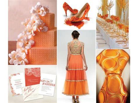 decoracion hogar naranja decoraci 243 n para bodas de color naranja ideas para el