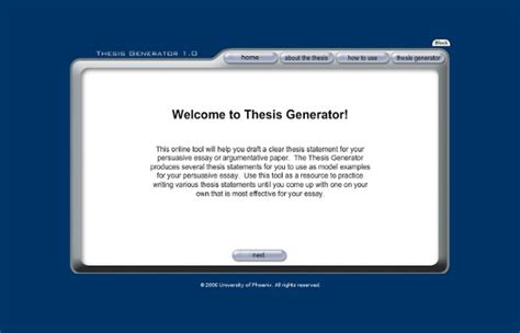 theme statement generator narrative essay thesis statement generator thesispapers