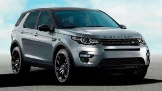 2015 land rover discovery sport to move upmarket car news