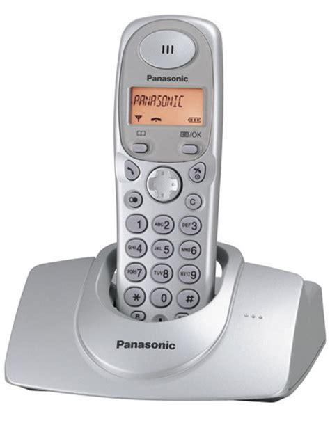 Panasonic Kx Tg 110 Telepon panasonic vezet 233 kes telefon 233 s panasonic dect telefon
