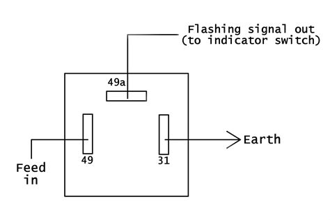 lucas flasher unit wiring diagram 33 wiring diagram
