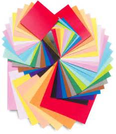 color paper yasutomo origami colored paper assortments blick