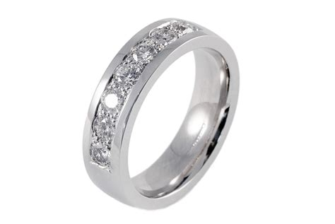 mens wedding rings white gold mens 18ct white gold 7 wedding ring
