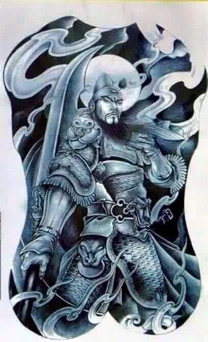 chinese warrior tattoo pin by eddie eduardo on