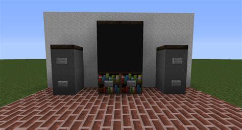 Modern Furniture Tutorial (contest) Minecraft Blog