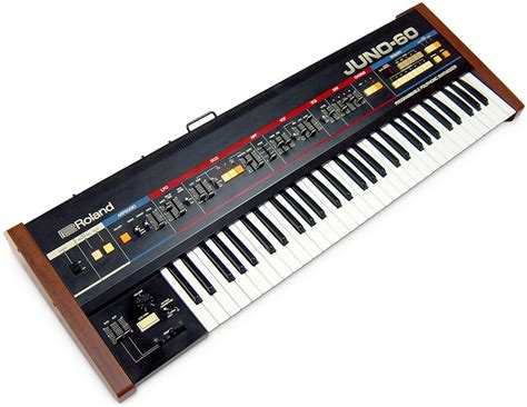 Synthesizer Roland Juno 301 moved permanently