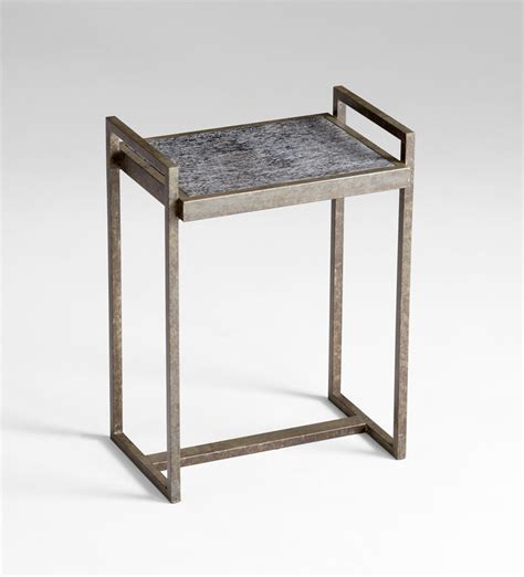 Iron Side Table Padgett Iron Side Table By Cyan Design