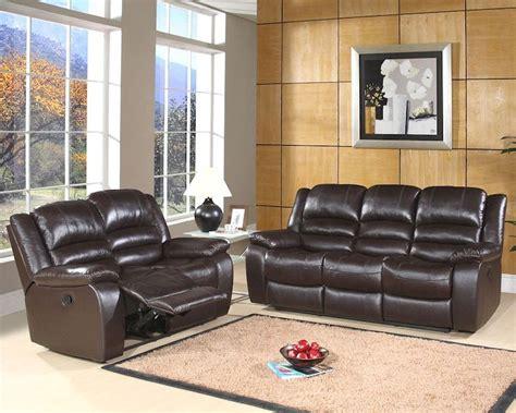 abbyson living reclining sofa abbyson living reclining sofa set ashlyn ab 55ch 8801 brn 3 2