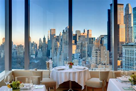 Row House Columbus Circle - 50 of the world s most breathtaking restaurant views