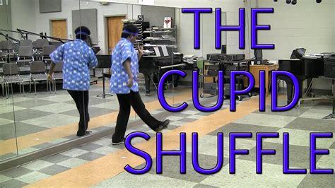 tutorial dance do it again cupid shuffle dance tutorial youtube