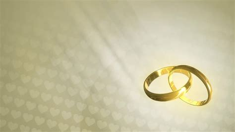 Wedding Rings Animation by Animated Wedding Rings Stock Footage 1902835