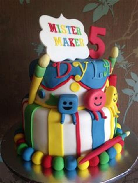 mr maker doodle drawer mr maker cake ideas cakes and photos