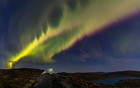 natural images hd p   aurora borealis