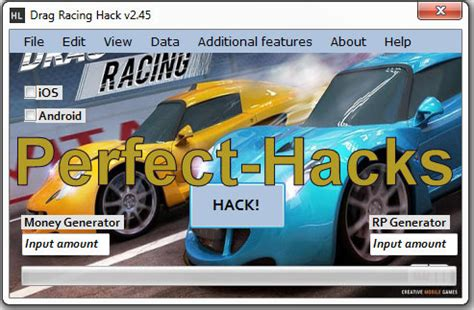 tutorial hack drag racing drag racing hack get unlimited rp and money for free